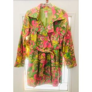 CAPPAGELLO SPRING COLORED JACKET SIZE 10